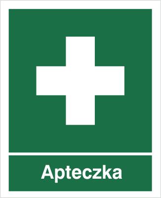 Znak Apteczka (501)