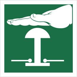 Obrazek dla kategorii Znak Zatrzymanie awaryjne (505)