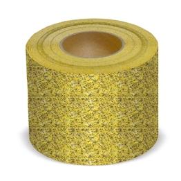 Obrazek Taśma antypoślizgowa do obiektów użyteczności publicznej żółta - rolka 150mm x 18.3m