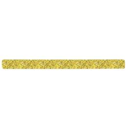 Obrazek Taśma antypoślizgowa do obiektów użyteczności publicznej żółta - arkusz 50x650mm, paczka 10 szt.