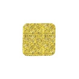 Obrazek Taśma antypoślizgowa do obiektów użyteczności publicznej żółta - arkusz 140x140mm, paczka 10 szt.