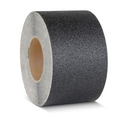 Obrazek  Taśma antypoślizgowa gruboziarnista czarna - rolka 100mm x 18.3m