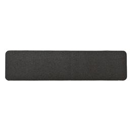 Obrazek  Taśma antypoślizgowa gruboziarnista czarna - arkusz 150x6100mm, paczka 10 szt.