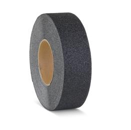 Obrazek  Taśma antypoślizgowa gruboziarnista czarna - rolka 50mm x 18.3m