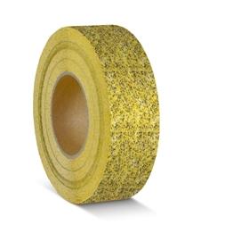 Obrazek Taśma antypoślizgowa do obiektów użyteczności publicznej żółta - rolka 75mm x 18.3m