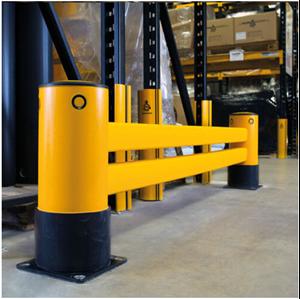 Bariera iFlex RackEnd Double-Rail