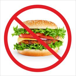 Obrazek dla kategorii Zakaz wchodzenia z jedzeniem (823-173)