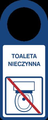 Toaleta nieczynna (807-110)