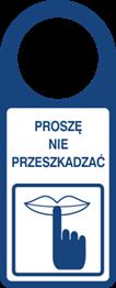 Obrazek dla kategorii Proszę nie przeszkadzać (807-112)