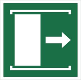 Obrazek dla kategorii Znak Przesunąć w prawo, aby otworzyć (E33)