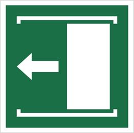 Obrazek dla kategorii Znak Przesunąć w lewo, aby otworzyć (E34)
