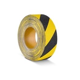 Obrazek dla kategorii Antypoślizgowe żółto-czarne taśmy plastyczne