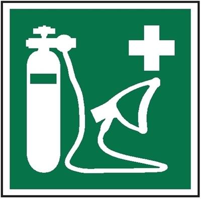 Znak Resuscytator tlenu (E28)