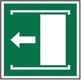 Obrazek dla kategorii Znak Przesunąć w lewo aby otworzyć (E34)