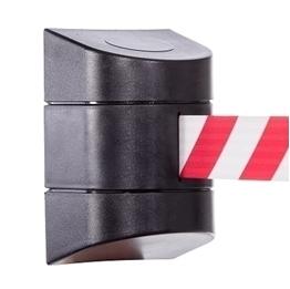 Taśma Biało/Czerwona Montaż Regał (do nogi regałowej )  magnetyczne