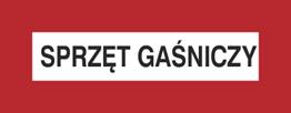 Obrazek dla kategorii Znak Sprzęt gaśniczy (231-06)