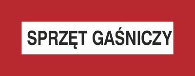 Znak Sprzęt gaśniczy (231-06)