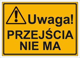 Obrazek dla kategorii Tablice ostrzegawcze na budowę