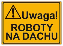 Obrazek dla kategorii Uwaga! Roboty na dachu (319-02)