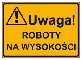 Obrazek dla kategorii Uwaga! Roboty na wysokości (319-08)
