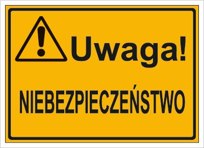 Uwaga! Niebezpieczeństwo (319-23)