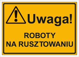 Obrazek dla kategorii Uwaga! Roboty na rusztowaniu (319-22)