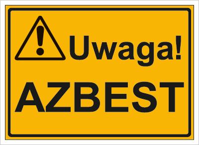 Uwaga! Azbest (319-50)