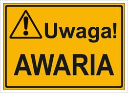 Obrazek dla kategorii Uwaga! Awaria (319-58)
