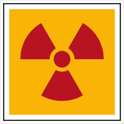 Oznakowanie opakowania bezpośredniego otwartego źródłła promieniowania (317)