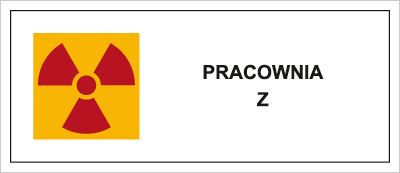 Oznakownaie pracowni (317-01)