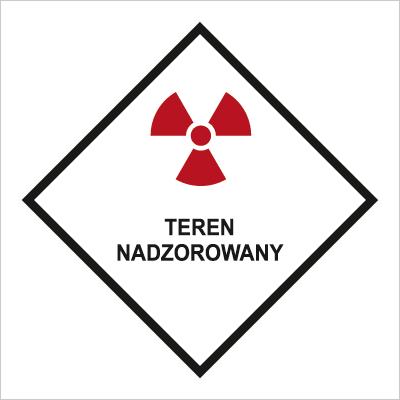 Oznakownaie strefy zagrożenia (317-21)