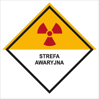 Oznakownaie strefy zagrożenia (317-22)