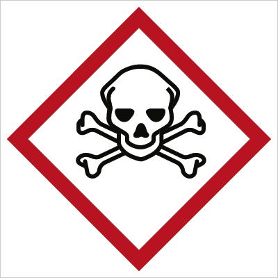 Znak Substancja toksyczna (700-19)