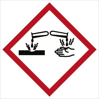 Znak Substancja drażniąca (700-20)