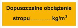Obrazek dla kategorii Dopuszczalne obciążenie stropu: …kg/m2 (853)