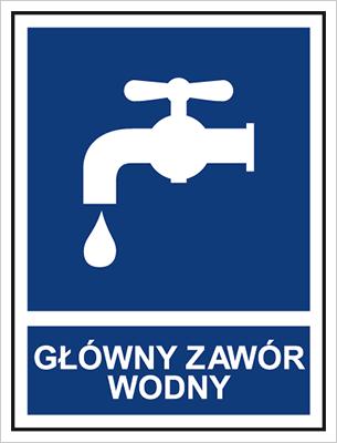 Główny zawór wodny (867-02)