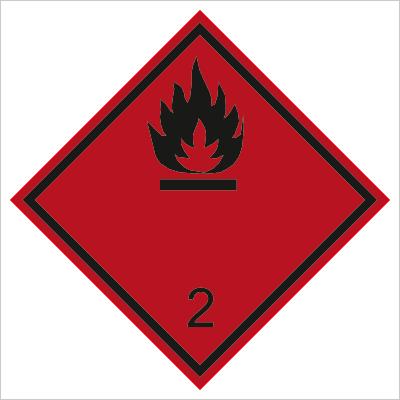 Znak Gazy palne (215-01)