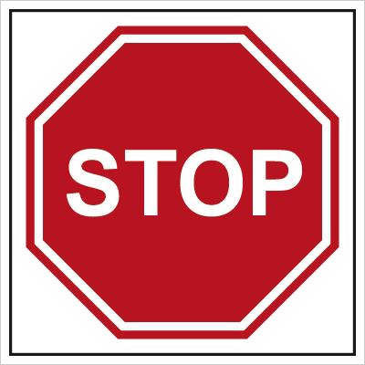 Znak Stop (702-07)