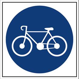 Obrazek dla kategorii Znak Droga dla rowerów (703-10)