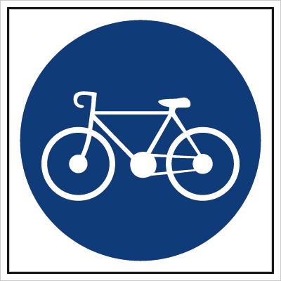 Znak Droga dla rowerów (703-10)