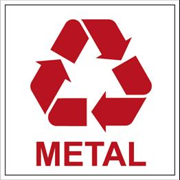 Obrazek dla kategorii Znak Metal (857-32)