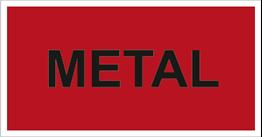 Obrazek dla kategorii Znak Metal (857-37)