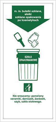 Znak Szkło Opakowaniowe (857-40)