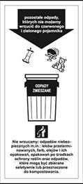 Obrazek dla kategorii Znak Odpady Zmieszane (857-41)