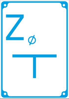 Znak Tabliczka kierunkowa dla wodociągów