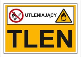 Obrazek dla kategorii Znak Tlen (utleniający) (870-04)