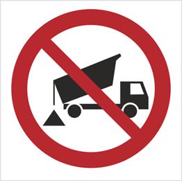 Obrazek dla kategorii Znak Zakaz wysypywania (bez opisu) (649)