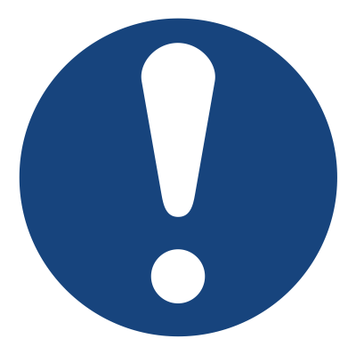 Znak Ogólny znak nakazu (401)