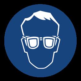 Obrazek dla kategorii Znak Nakaz stosowania ochrony oczu (402)