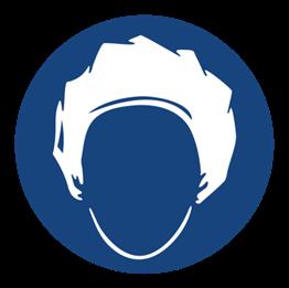Obrazek dla kategorii Znak Stosuj nakrycie głowy (419)